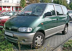 Nissan Serena 2.3 Diesel