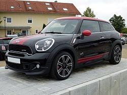 Mini Cooper SD Paceman
