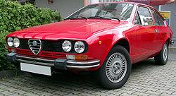 Alfa Romeo GTV TB V6