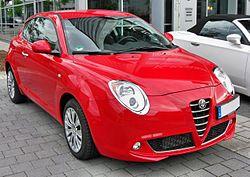 Alfa Romeo MiTo 0.9 8V MultiAir