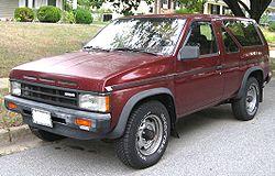 Nissan Prairie Pro 2.4