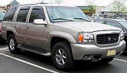 Cadillac Escalade 6.0 V8 Hybrid