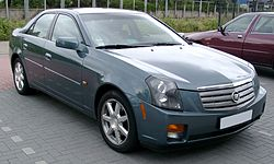 Cadillac CTS Wagon 3.6 V6