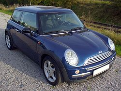 Mini Cooper SD Coupe