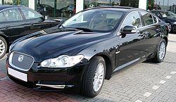 Jaguar XF 3.0 V6 Diesel