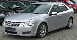 Cadillac BLS 2.8 V6 Turbo