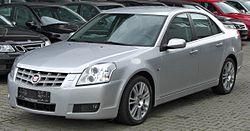 Cadillac BLS 2.0 Turbo Flexpower