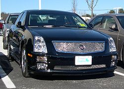 Cadillac STS V